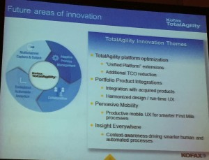 TotalAgility Innovation Themes