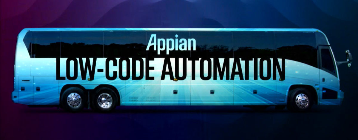 Appian World 2020 – Day 1: good keynotes and too many breakout sessions